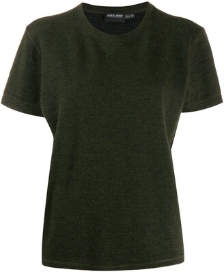 Giorgio Armani Pre-Owned '1990s Round Neck Top