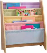 Kid Kraft Pastel Sling Bookshelf