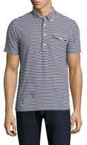 Polo Ralph Lauren Jersey Striped Cotton Polo