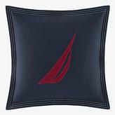 Nautica Seaward Twill J Class Throw Pillow