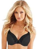 Bali Designs Women's Bali One Smooth U Ultra Light Lace with Lift Underwire