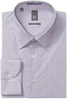 IKE New York Mini-Optic Check Dress Shirt - Slim Fit, Long Sleeve (For Men)