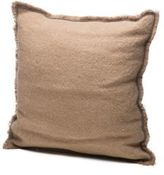 Brunello Cucinelli Fringed Cotton Pillow