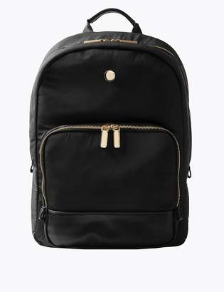 M&S CollectionMarks and Spencer Laptop Backpack