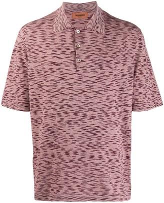 Missoni Mottled Polo Shirt