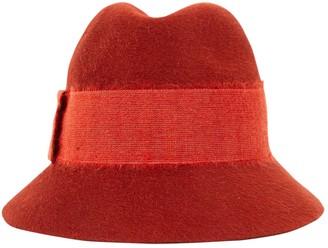 Loro Piana Red Cashmere Hats