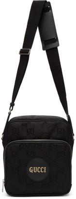 Gucci Black Off The Grid Messenger Bag