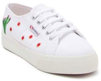 Superga Fernanda Platform Sneaker
