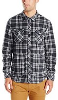 O'Neill Men's Glacier Check Long Sleeve