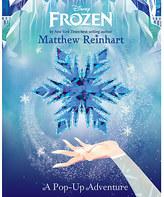 Disney Frozen: A Pop-Up Adventure Book