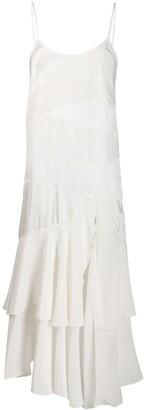 Almaz Ruffled Cami Dress