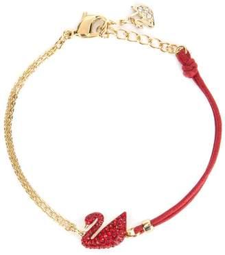 Swarovski Crystal Embellished Swan Bracelet