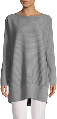 Eileen Fisher Long-Sleeve Wool Tunic