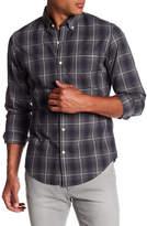 Bonobos Long Sleeve Plaid Print Slim Fit Woven Shirt