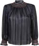 Ulla Johnson stitched hem blouse