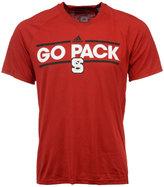 adidas Men's North Carolina State Wolfpack Dassler Local T-Shirt