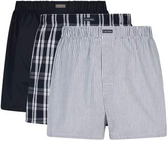 Calvin Klein Classic Fit Boxers (Pack of 3)