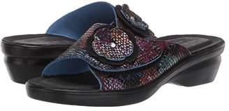 Spring Step Fabia (Black) Women's Shoes