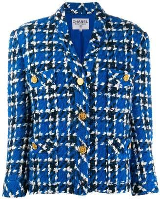 Chanel Pre-Owned '1990s tweed jacket