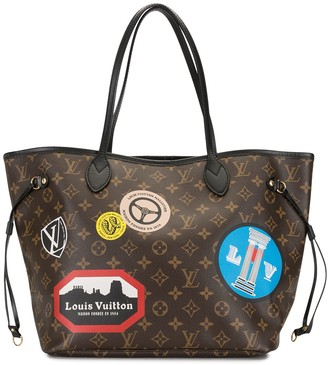 Louis Vuitton 2016 pre-owned Neverfull MM tote bag