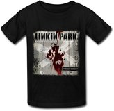 Linkin Park T-shirt Youth Linkin Park Hybrid Theory Kids Boys And Girls T-Shirt - XL