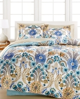 Sunham CLOSEOUT! Cole 8-Pc. King Bedding Ensemble