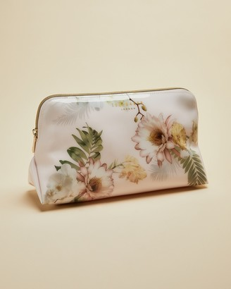 Ted Baker TASHINA Woodland makeup bag