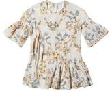 Stella McCartney Floral Silk Top