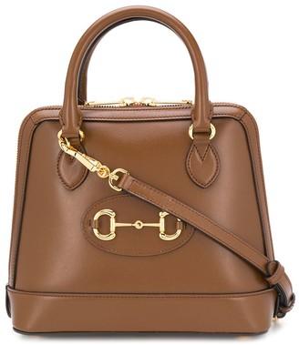 Gucci Horsebit small top handle bag