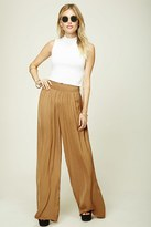 Forever 21 FOREVER 21+ Contemporary Palazzo Pants