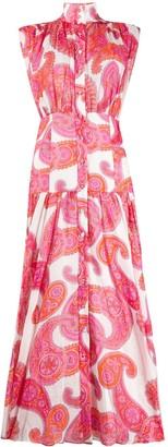 Zimmermann Peggy paisley print dress