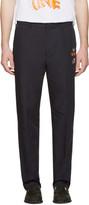 Toga Virilis Navy Stud Trousers