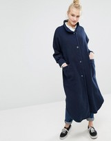 Monki Oversized Denim Jacket