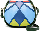 Cynthia Rowley Jo Saddle Crossbody