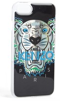 Kenzo Tiger Hologram Iphone 7/8 Plus Case - Blue