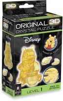 Bed Bath & Beyond BePuzzled® 38-Piece Disney® Winnie the Pooh 3D Crystal Puzzle