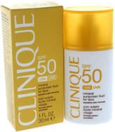 Clinique Broad Spectrum Spf 50 Mineral 1Oz Face Sunscreen