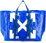 Off-White Off White arrows print oversized tote