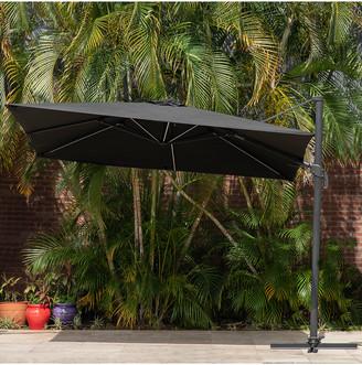 International Home Miami Atlantic 10' Square Cantilever Umbrella