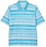 Hajo Women's D 1/2 Arm Gedruckter Polo Shirts
