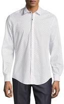 Antony Morato Cotton Printed Sportshirt