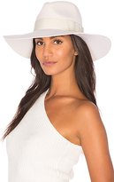 Brixton Piper Hat in Ivory