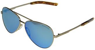 Tifosi Optics Shwae (Graphite Frame Smoke Polarized Lens) Sport Sunglasses