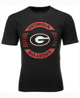 Colosseum Men's Georgia Bulldogs Circle Logo T-Shirt