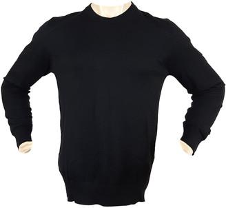 Belstaff Black Cotton Knitwear & Sweatshirts