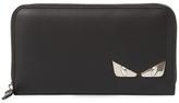 Fendi Long Zip Around Wallet