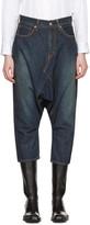 Junya Watanabe Indigo Selvedge Denim Sarouel Jeans