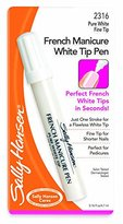Sally Hansen French Manicure White Tip Pen - Fine Point - Fine Tip Pen