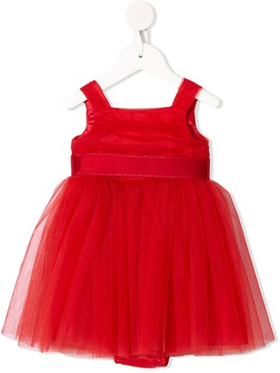 Dolce & Gabbana tulle party dress