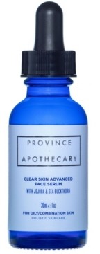 Province Apothecary Clear Skin Advanced Face Serum, 1 oz
